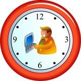 Tijd voor zaken Stock Foto