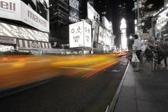 Tijden Sqaure in New York royalty-vrije stock afbeeldingen