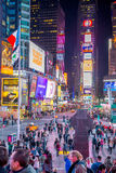 Tijden vierkant New York Royalty-vrije Stock Foto's