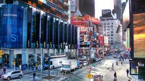 Tijden vierkant New York stock foto's