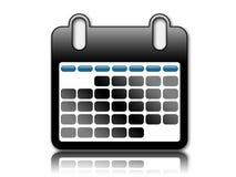 Tijdschema Royalty-vrije Stock Afbeelding