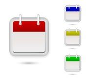 Tijdschema vector illustratie