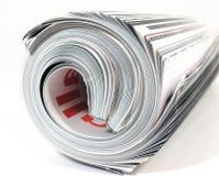 Tijdschrift Stock Fotografie