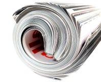 Tijdschrift Royalty-vrije Stock Foto