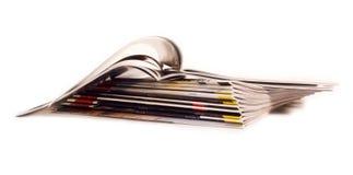 Tijdschriften Stock Fotografie