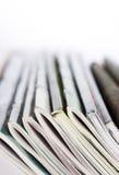 Tijdschriften Royalty-vrije Stock Afbeelding