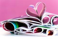 Tijdschriften Royalty-vrije Stock Foto's