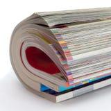 Tijdschriften Stock Afbeelding