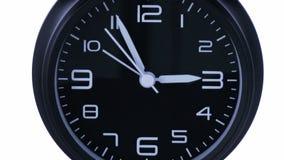 Tijdspanne van de kloktijd 6 stock illustratie