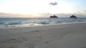 Tijdtijdspanne van zonsopgang stock videobeelden