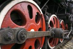 Tijdvak van grote ijzermachines royalty-vrije stock afbeeldingen