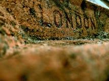 Tijolo de Londres Fotografia de Stock Royalty Free