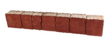Tijolo do pavimento, Bloco de cimento para pavimentar fotos de stock royalty free