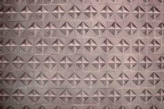 Tijolo escuro com testes padrões florais Fotografia de Stock Royalty Free