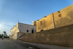 Tijolo Tunísia Imagem de Stock Royalty Free