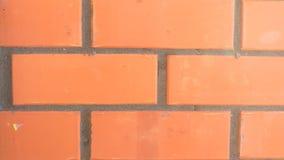 Tijolo vermelho da textura Imagem de Stock Royalty Free