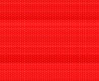 Tijolo vermelho sem emenda Fotografia de Stock
