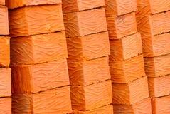 Tijolos Fotografia de Stock