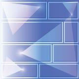 Tijolos abstratos Imagem de Stock Royalty Free