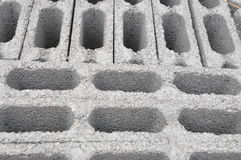 tijolos materiais Imagem de Stock Royalty Free