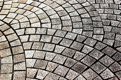 Tijolos, textura ou fundo do pavimento. Imagem de Stock Royalty Free