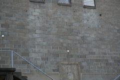 tijolos velhos da fábrica Imagem de Stock Royalty Free
