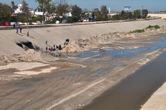 Tijuana River Stock Photo