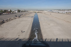 Tijuana River Royalty Free Stock Photos