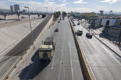 Tijuana transit Stock Photography