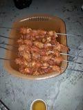 Tika de boti de poulet Images stock