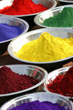Tika powder Royalty Free Stock Images