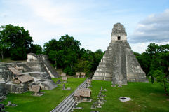 Tikal Royalty Free Stock Images