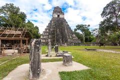 Tikal стоковая фотография