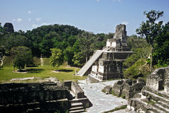 Tikal, Guatemala Royalty Free Stock Photos
