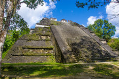 Tikal Guatemala Stock Photography