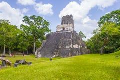 Tikal National Park Stock Photography