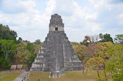 Tikal National Park Stock Photo