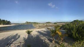 Tikehau lagun fotografering för bildbyråer