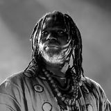 Tiken Jah Fakoly Avril 2014 Photo stock