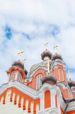Tikhvin Assumption Monastery Stock Images