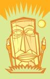 Tiki #2 Stock Image