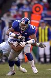 Tiki Barber new york giants Fotografia Royalty Free