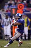 Tiki Barber new york giants Zdjęcie Stock