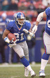 Tiki Barber, New York Giants images libres de droits