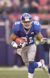 Tiki Barber, New York Giants images stock