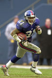 Tiki Barber new york giants Zdjęcia Stock