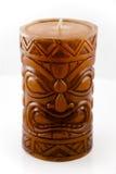 Tiki Candle stock photo