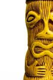 Tiki-Hombre Fotos de archivo