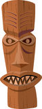 Tiki idol Royalty Free Stock Photo