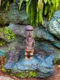 Tiki Man royalty-vrije stock afbeeldingen